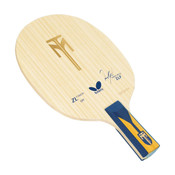 Timo Boll ZLF CS Blade: Entire view of Blade