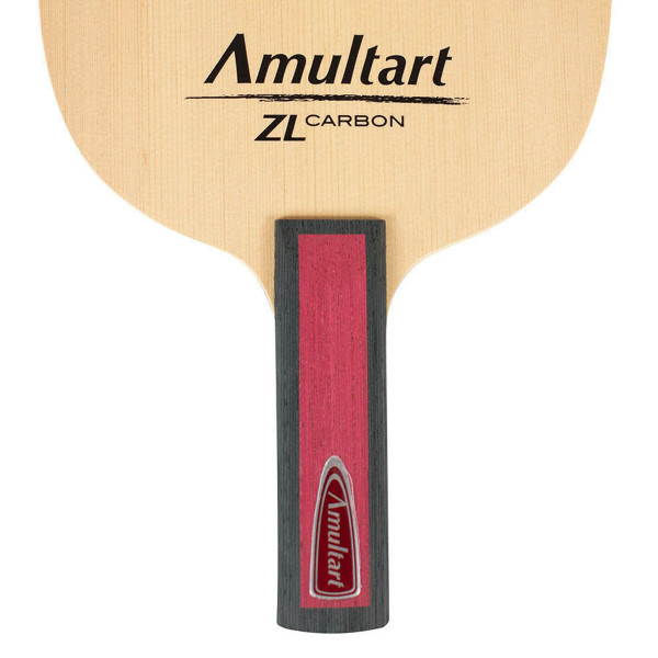 Amultart ZL Carbon Blade: Close-up of SI Handle Type Blade