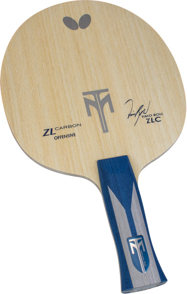 Timo Boll ZLC Blade: Anatomic Blade - Full Blade