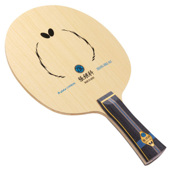 Zhang Jike ALC Blade: Flared Handle Type - Full Blade