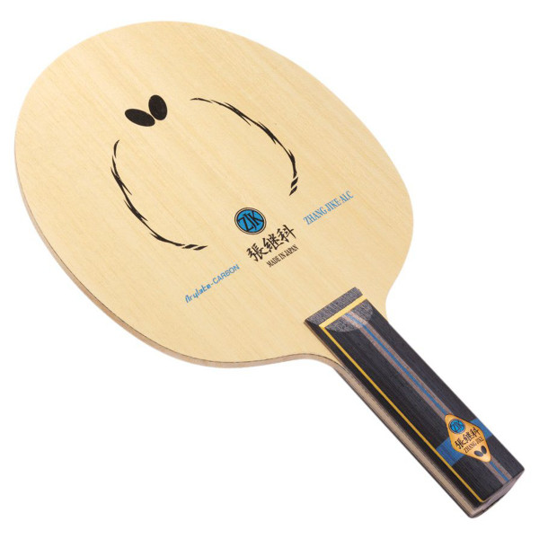 Zhang Jike ALC Blade: Straight Handle Type - Full Blade