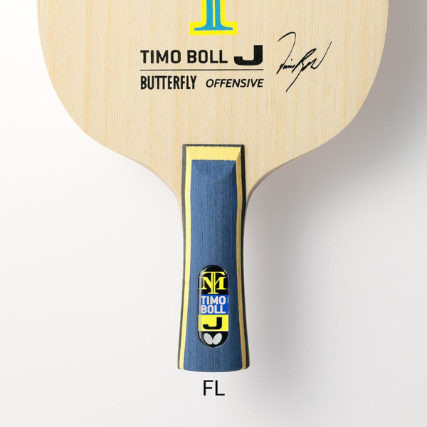 Timo Boll J FL Blade: Handle
