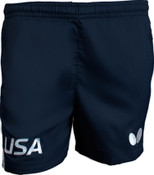 Butterfly USA Team Shorts 16-17