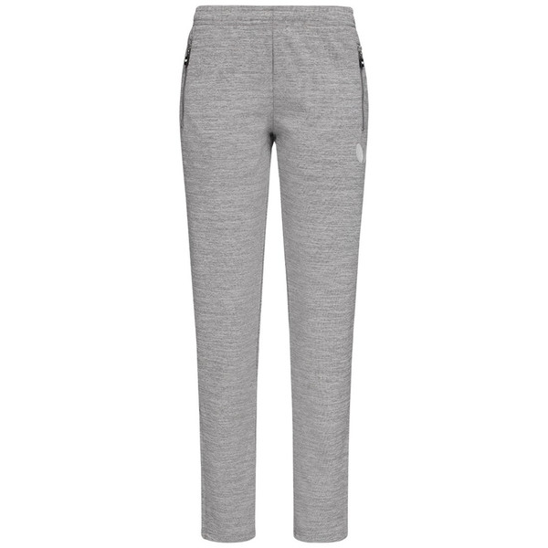 Yao Lady Track Pants: Grey