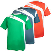 Butterfly Yasu Shirts: Blue, Green, Grey, Red