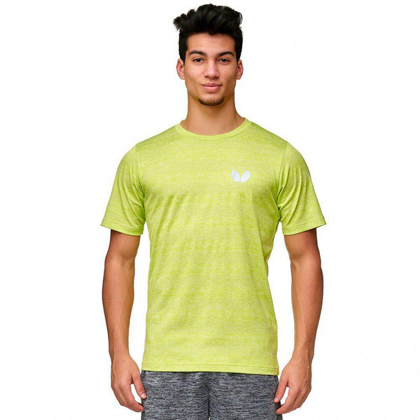 Toka T-Shirt: Lime Green