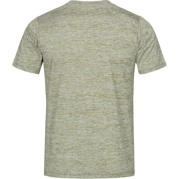 Toka T-Shirt: Olive, Back