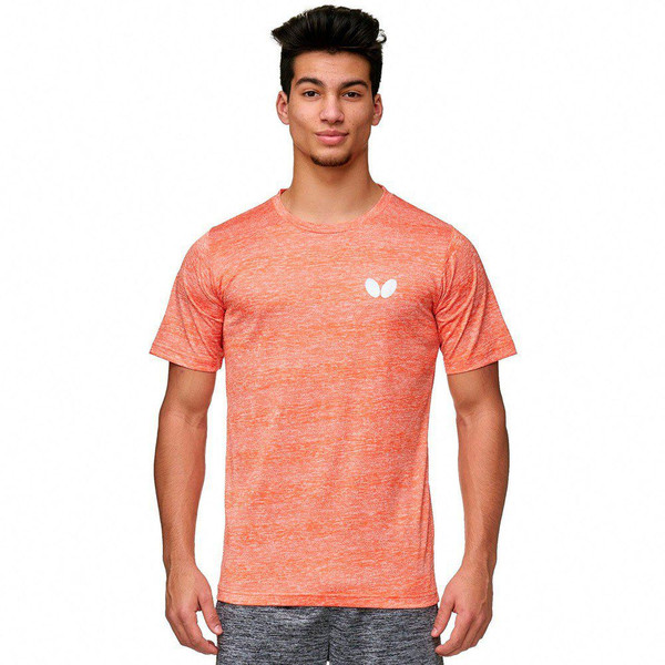 Toka T-Shirt: Orange