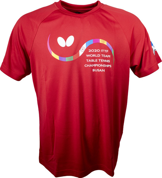 2020 WTTC T-Shirt: Red