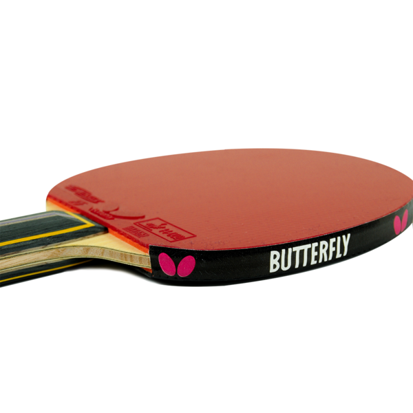 Zhang Jike T5000 Fl Pro Line With Tenergy 25 Butterfly Table Tennis