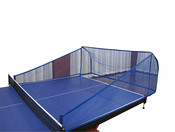 This Collection Net is the perfect complement to your Practice Partner Table Tennis Robot, but is also compatible with other robots that don't include a net. Hooks directly to your table.