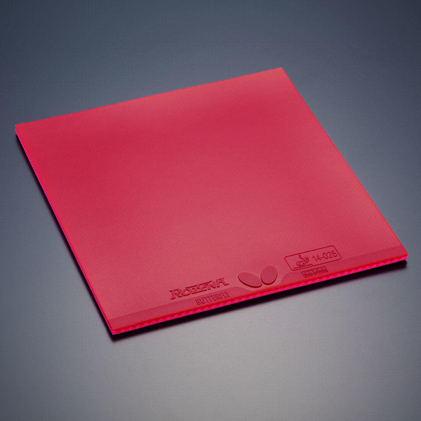 Rozena Rubber Red
