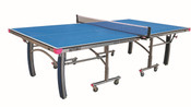 Butterfly Active 19 Deluxe Indoor Ping Pong Table - Professional Ping Pong Table - Compact Storage Butterfly Ping Pong Table - 10 Minute Easy Assembly - Foldable Ping Pong Table - TAC19DX
