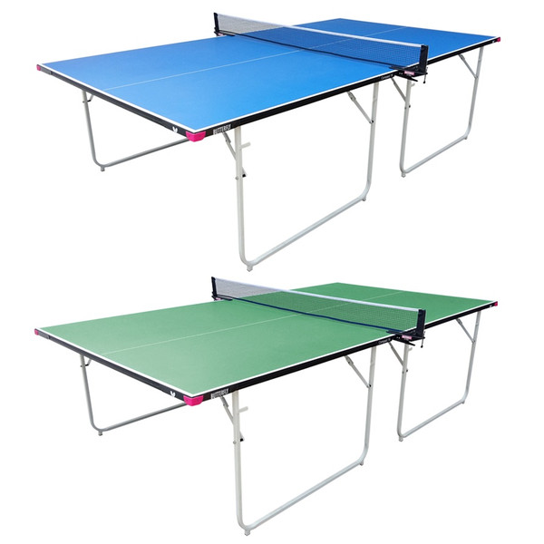 Butterfly Compact 16 Ping Pong Table, Comes With 3 Year Warranty Table Tennis Table, Ships Fully Assembled, Space Savin design Ping Pong Table for Your Game Room, Net Set Included