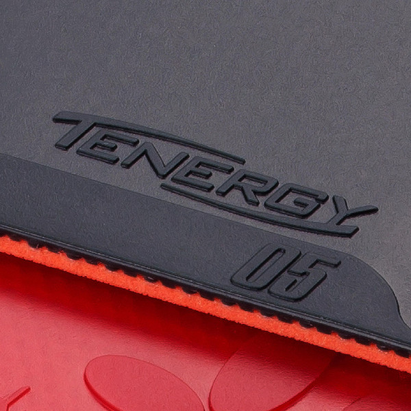 Tenergy 05 Rubber: Black