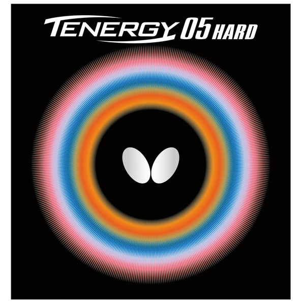 Tenergy 05 Hard Rubber
