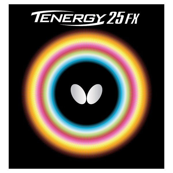 Tenergy 25 FX Table Tennis Rubber