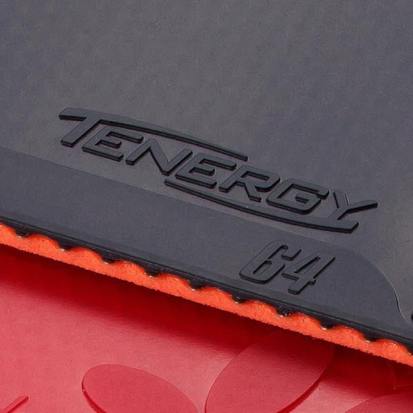 Tenergy 64 Rubber Black