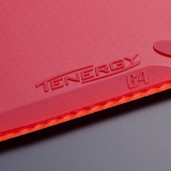 Tenergy 64 Rubber Red