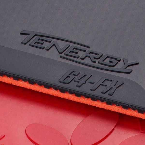Tenergy 64 FX Rubber Black