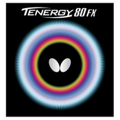 Tenergy 80 FX Table Tennis Rubber