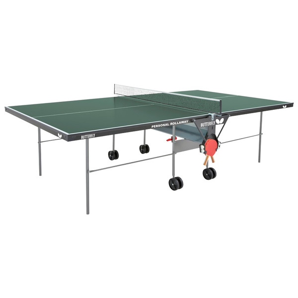 Butterfly Personal Ping Pong Table is a game table for kids. This is an indoor, folding ping pong table that has a three year warranty, and comes with a holder for your ping pong paddles & balls.